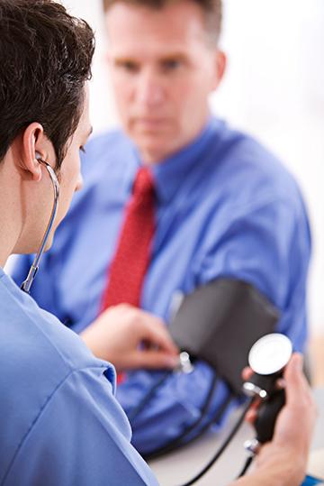 Heart Failure: High Blood Pressure
