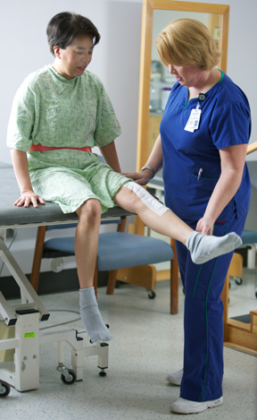 Orthopaedic Treatment at University Hospital